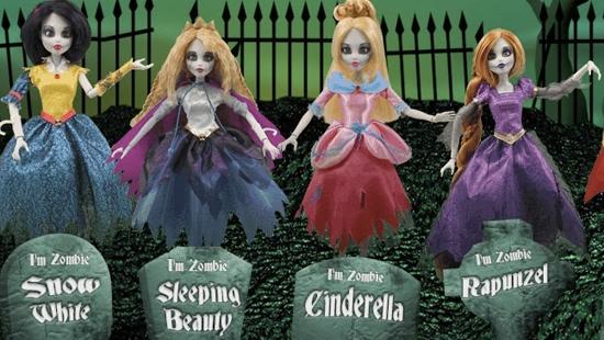 """Zombie Cinderella"" Outlives ""Disney's Cinderella"" in Trademark Battle"