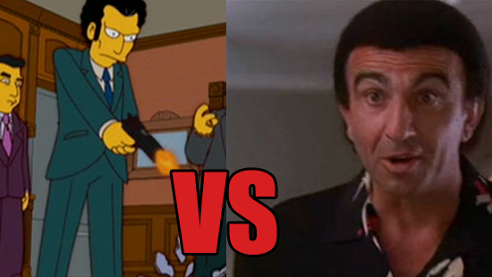 Simpsons vs Goodfellas