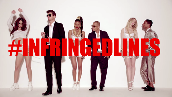 """Blurred Lines"" Song and Video about to Disappear?"