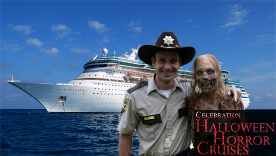 Universal Studios Looks to Sink Halloween Horror Cruises
