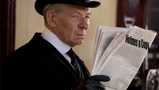 "Case of the Copycat? Doyle Estate Sues Makers of ""Mr. Holmes"""