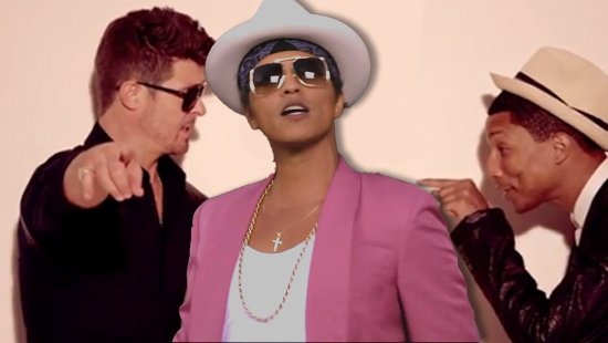 """Blurred Lines"" Syndrome: Why ""Uptown Funk"" has Eleven Writers"