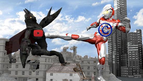 Japanese Superhero Ultraman in YouTube Copyright Battle