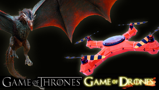 "HBO Unleashes its Dragons on ""Game of Drones"" Trademark"