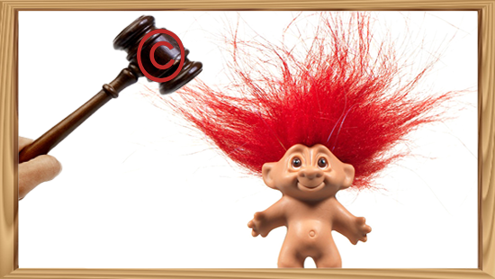 "Hard Gavel Banging: Porn Company Called a ""Copyright Troll"" by Judge"