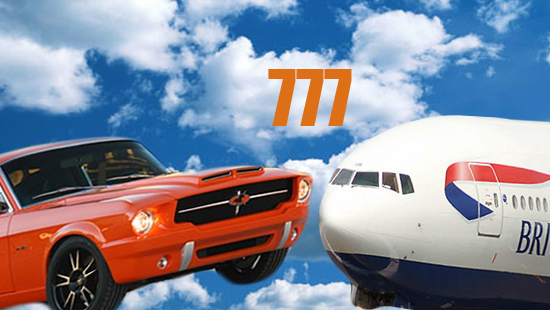 777 Trademark: Can Boeing Own a Number?