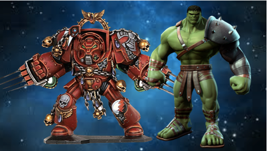 """Marvel Hulking Out over """"Space Hulk"""" Video Game Trademark"""