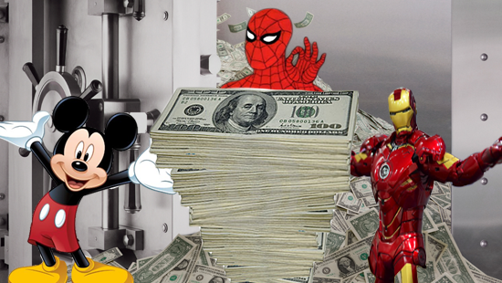 Two Win$ in One Day for Disney in Battle over Marvel Characters