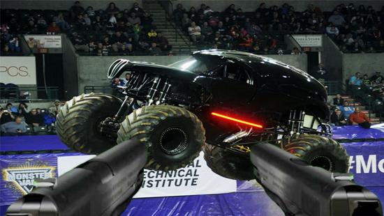 """""""Doom"""" Video Game Opposes """"Doom's Day"""" Monster Truck Trademark"""
