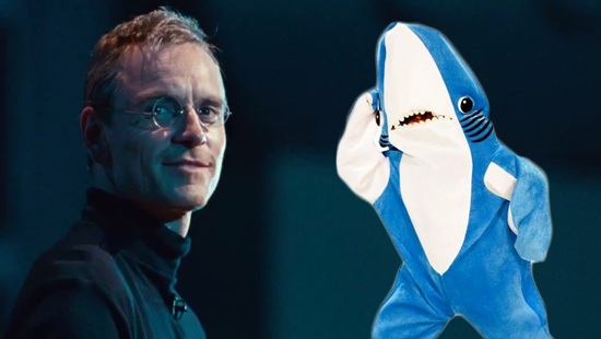 "Studios and Theaters Showing ""Steve Jobs"" Sued for Copyright Infringement over Shark Image"