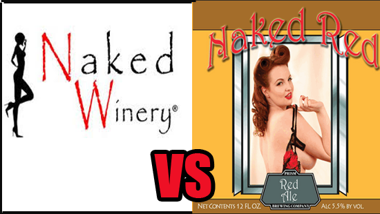 Naked Winery Claims Erotically Named Beers Infringe its Trademarks