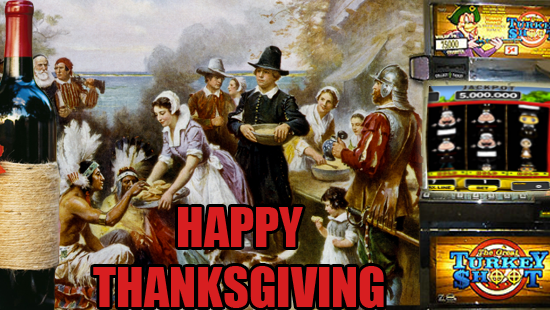 """Someone Owns the """"Thanksgiving""""Trademark"""