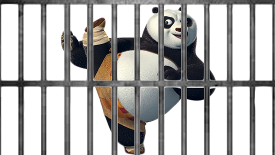 """Guilty Verdict for Man Caught Faking """"Kung Fu Panda"""" Evidence"""