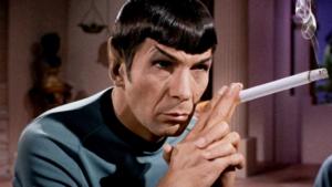 spock-smoking