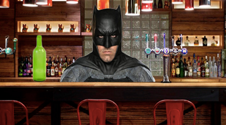 "DC Comics Not Happy Over ""The Dark Knight"" Booze"