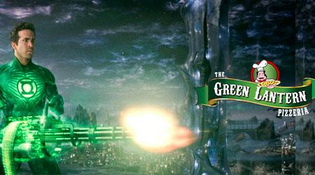Image of Green Lanterns