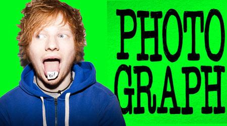 Image of Ed Sheeran Photograph