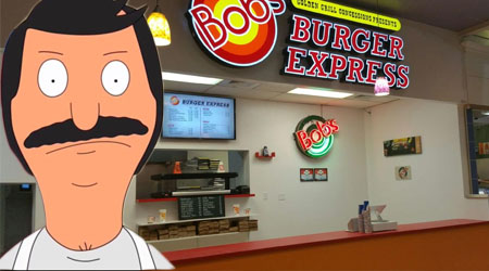 Image of Bob's Burgers Express