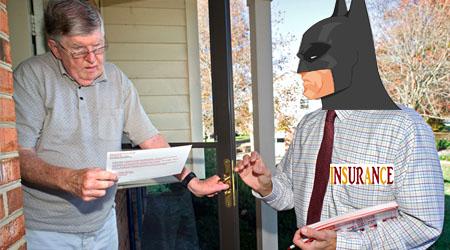 Dark Knight Insurance Disappears after DC Comics Threatens Trademark