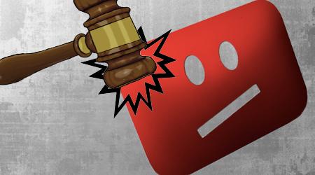 Image of DMCA Wrongful Takedown