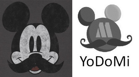 Image of Mickey Trademark