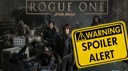 Image of Rogue One Spoilers