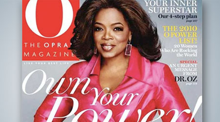 Image of Own Your Power Oprah
