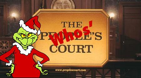 Grinch Parody Sues Dr. Suess after Receiving C&D Letter