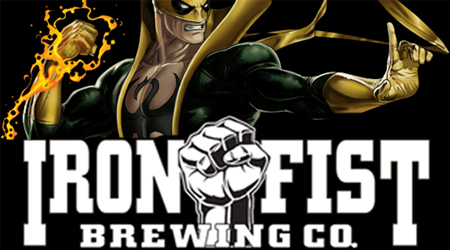 Image of Iron Fist Beer