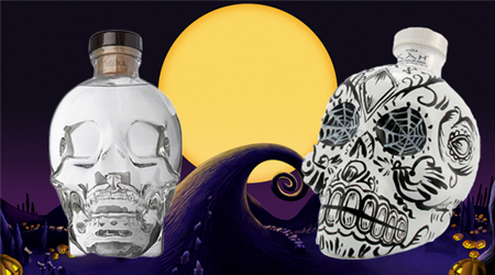 Image of Skull Head Vodka