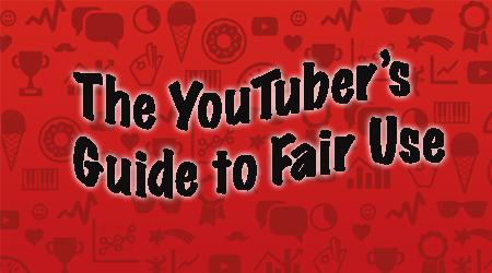 Image of YouTube Fair Use
