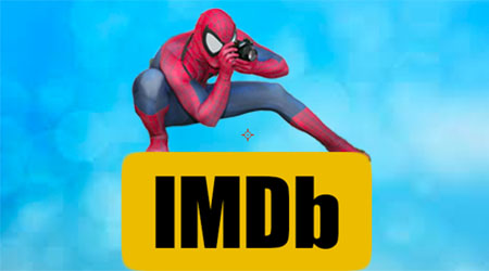 IMDB Sued for Using Spider-Man Photo Without Permission