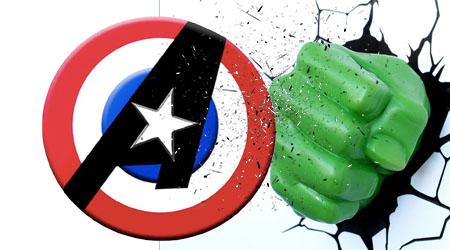 Image of Avengers Logo