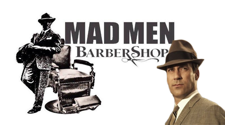 """""""Mad Men Barbershop"""" About to Get Clipped?"""