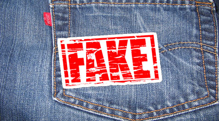 Image of Counterfeit Levis