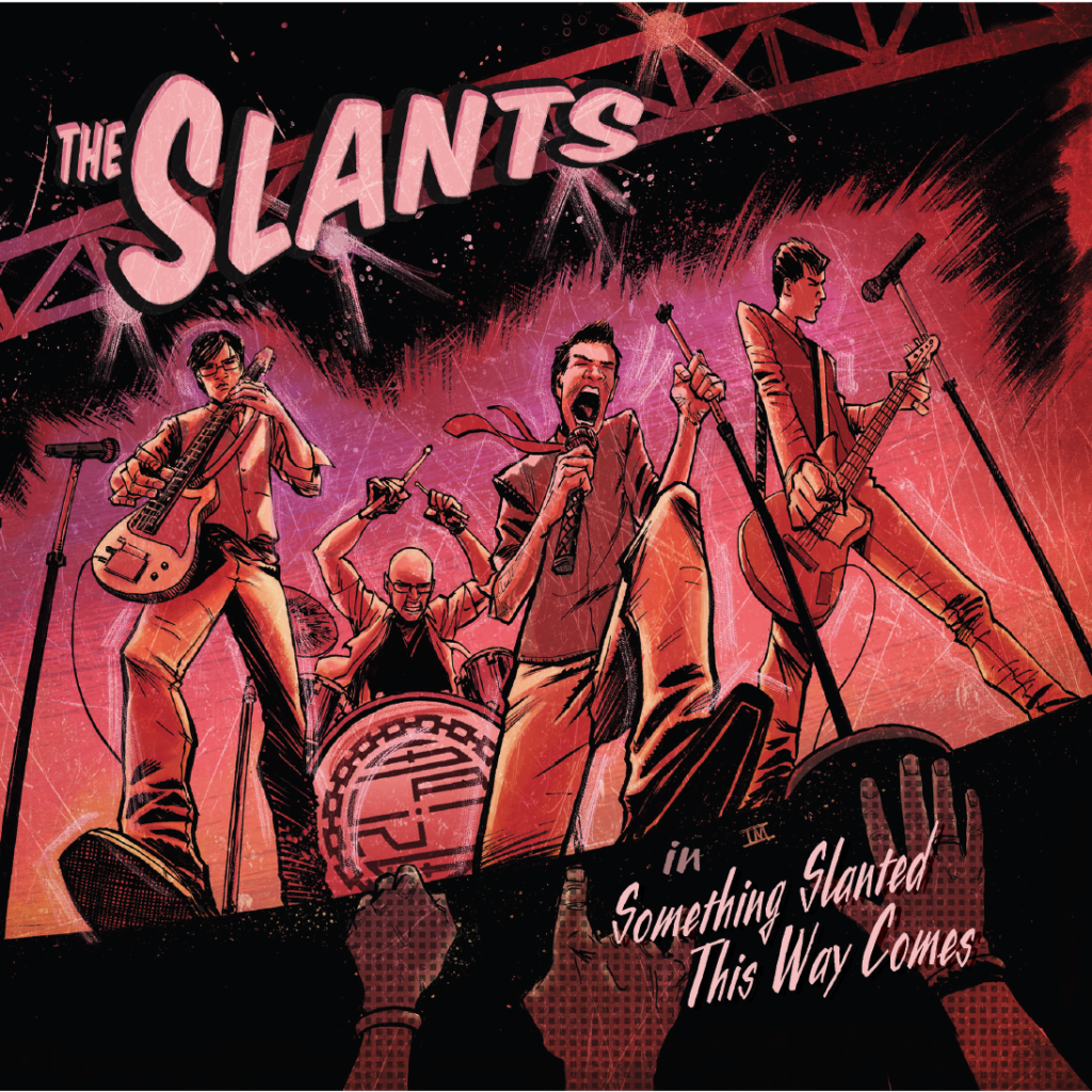 Image of Slants album