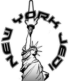 Image of New York Jedi trademark