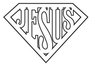 Image of Jesus Trademark