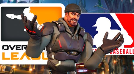 MLB Not Happy over Blizzard's Overwatch League Logo