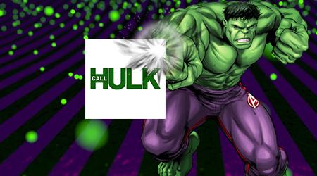 """Marvel Opposes Puny Trademark Registration for """"CallHulk"""" Movers"""