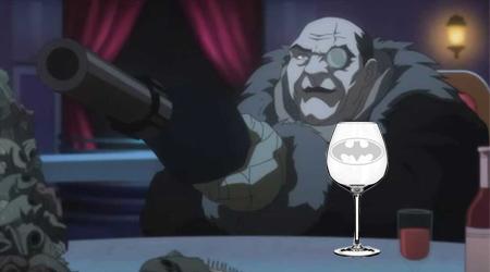 """DC Comics Opposes """"The Dark Knight"""" Wine Trademark"""