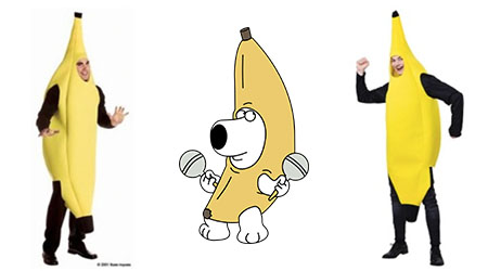 Legal Slip Up? Banana Costume Gets Kmart Sued