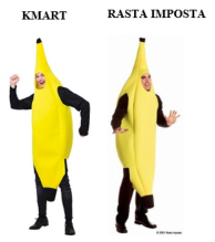 Image of Banana Costume Lawsuit