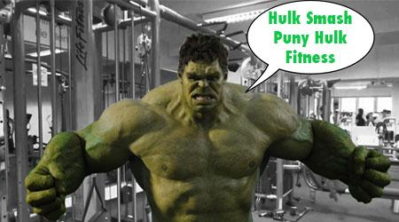 Image of Hulk Fitness