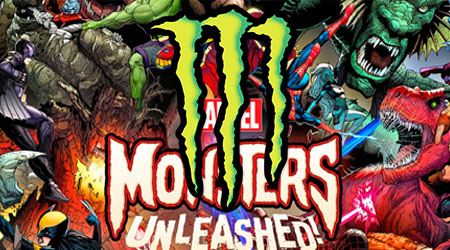 "Monster Energy Opposes Marvel's ""Monsters Unleashed"" Trademark"
