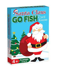 Image of Santa Claus Go Fish