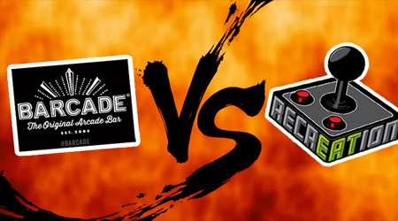 """Ready Lawsuit One! Legal Fight over the """"Barcade"""" Trademark"""