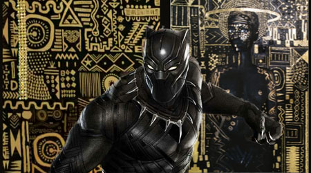 """Kendrick Lamar Accused of Featuring Copied Art in """"Black Panther"""" Music Video"""