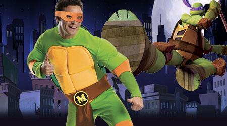 Viacom Sues Live Action Teenage Mutant Ninja Turtles Parody Show