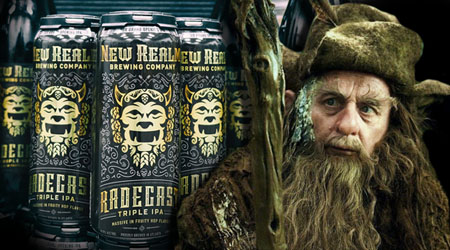 "Tolkien Estate Doesn't Want Anyone Drinking ""Radegast"" Beer"